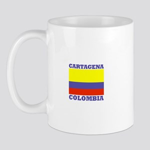 Cartagena, Colombia Mug